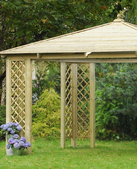 Rimini Holzpavillon