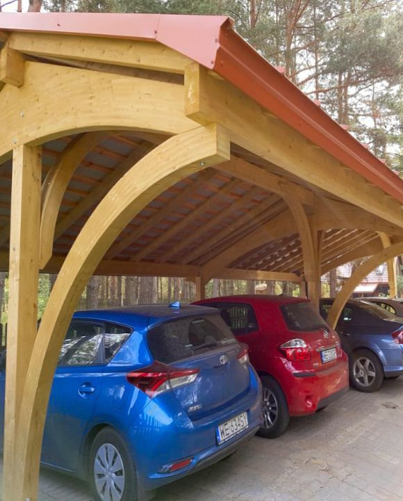 Revelatio Vierfachcarport