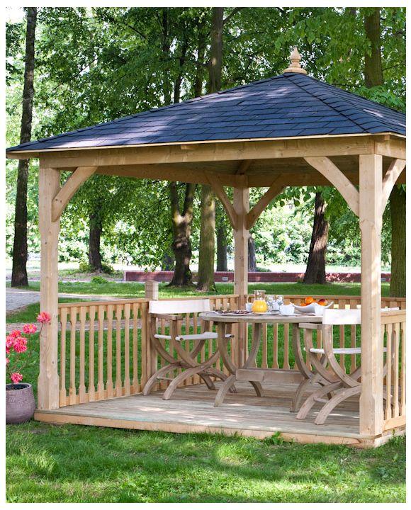 Cotswold Holzpavillon